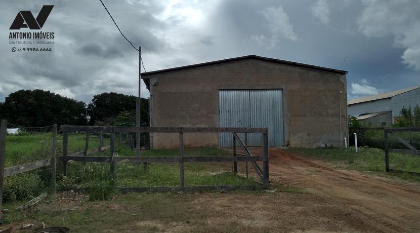 Cod. 055 – Barracão