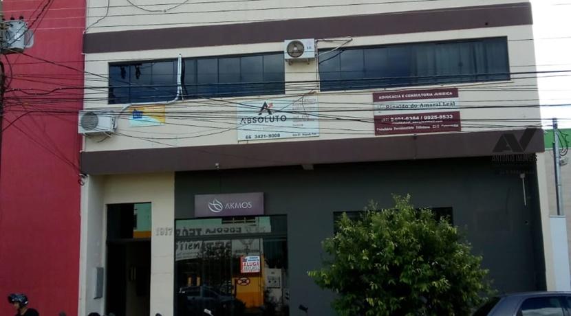 Cod. 058 – Prédio comercial em Rondonopolis