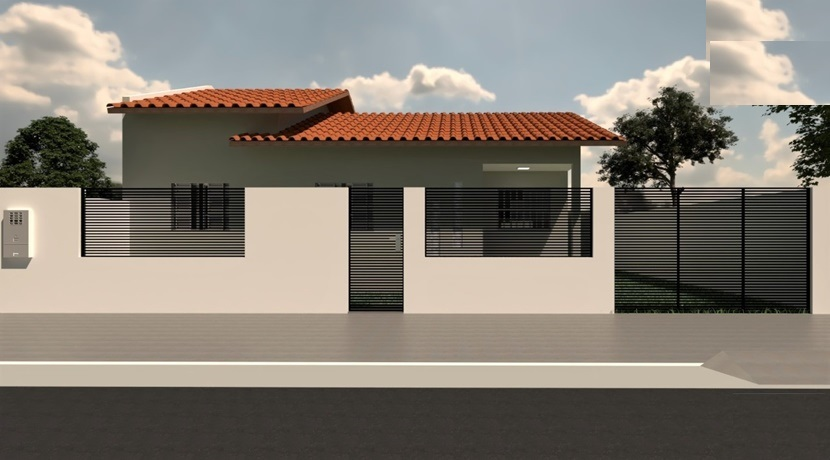 Cod. 002 – Casa em Poxoréu