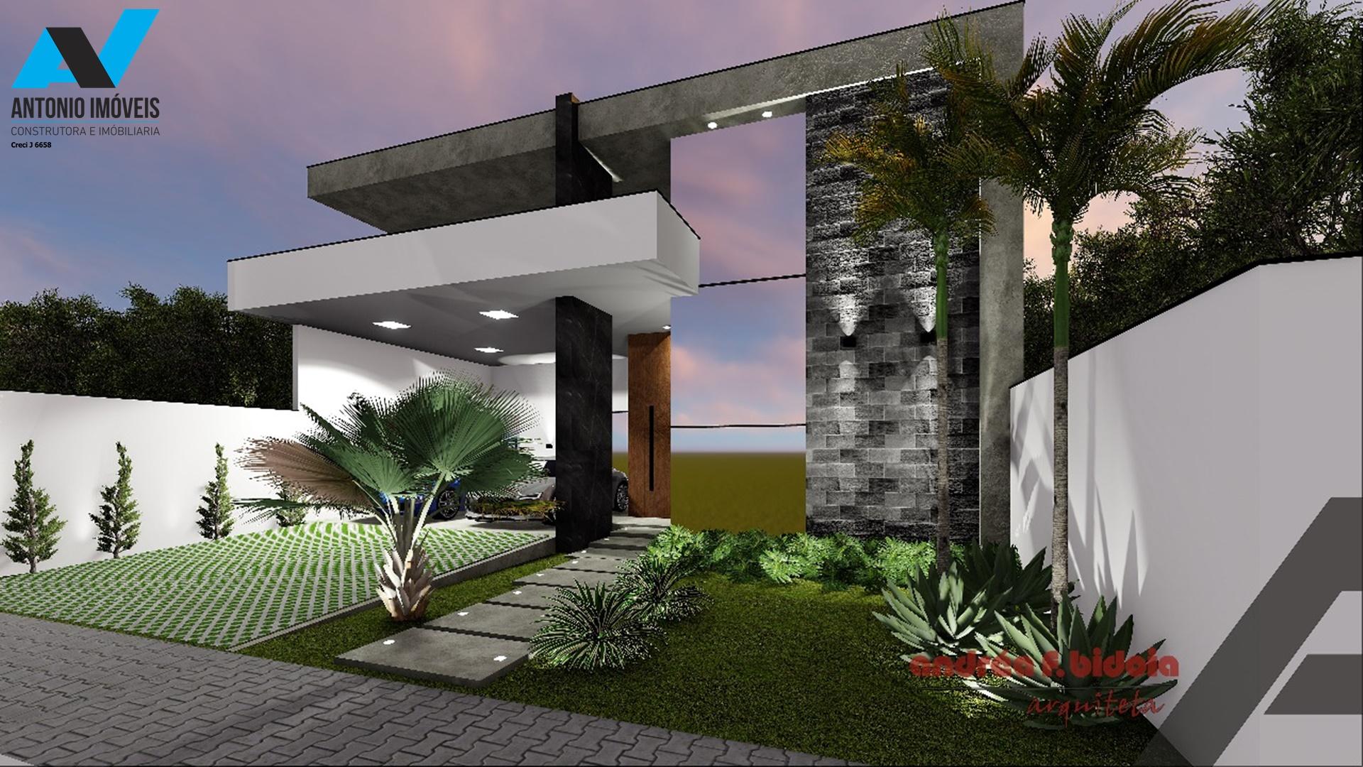 Cod. 100 – Casa no Condominio Porto Seguro em fase de acabamento