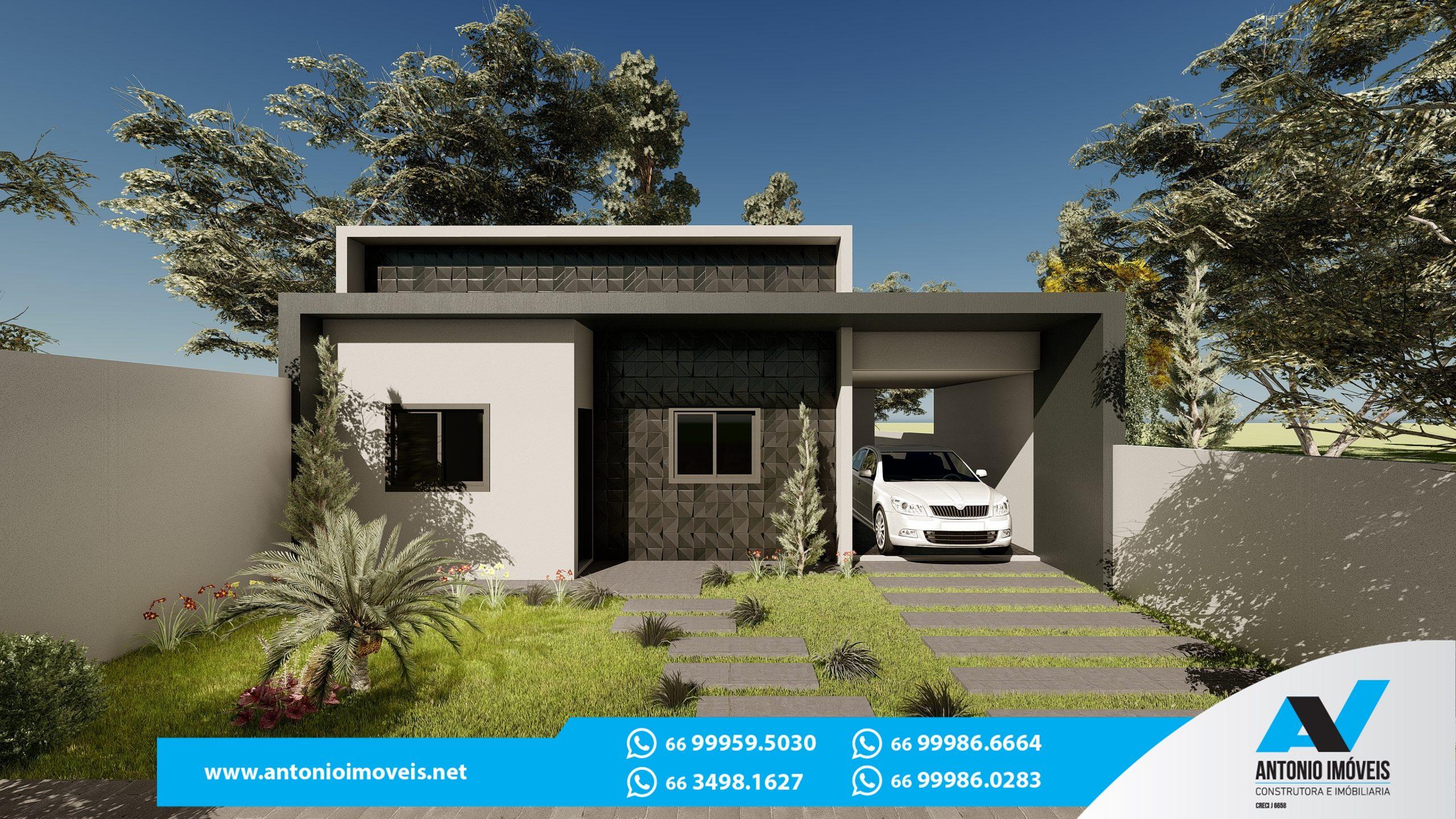 Cod. 127 – Casa sendo construída no Buritis 5