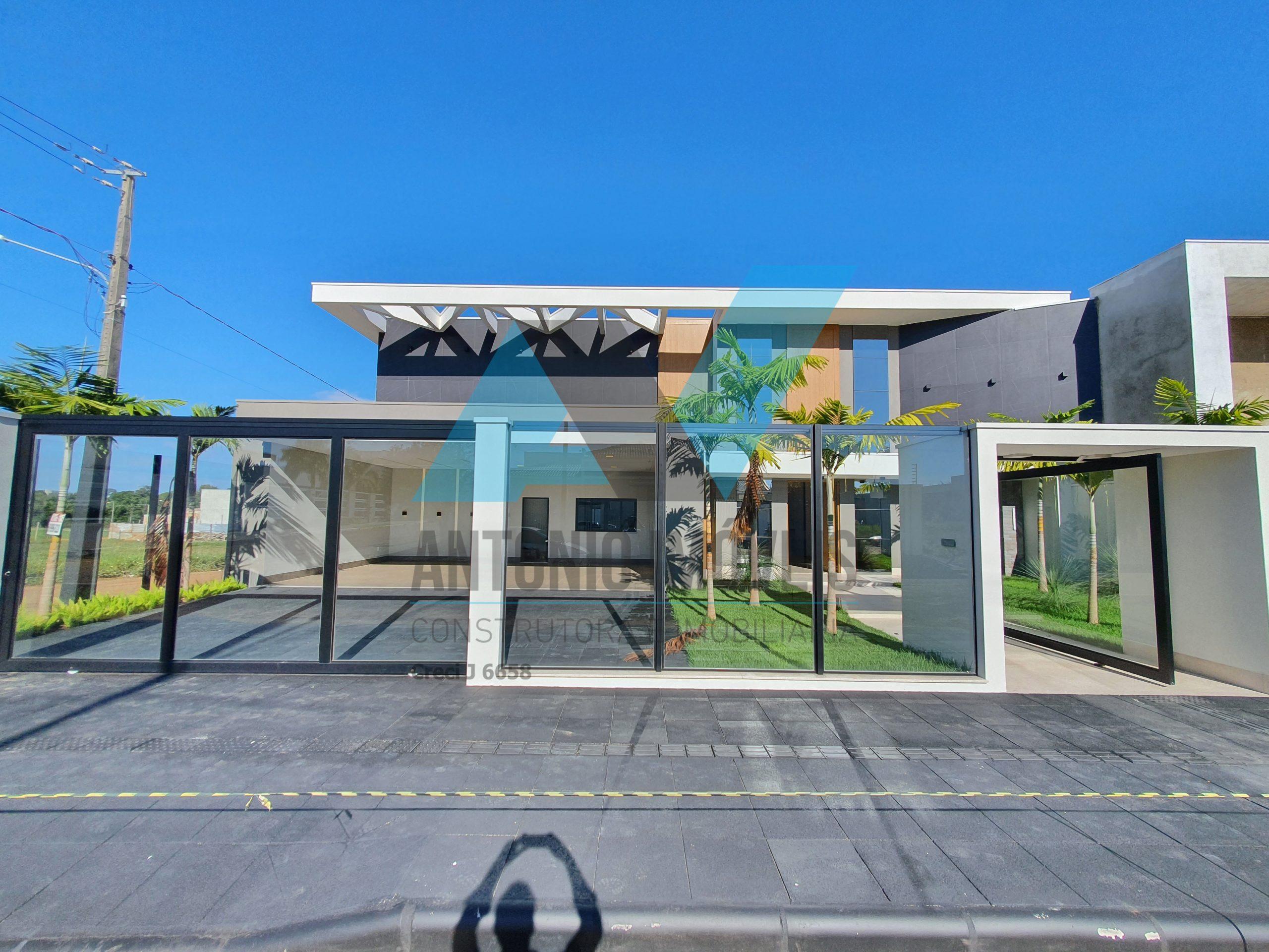 Cod. 250 – Casa de Alto Padrão Pronta no Jardim Riva