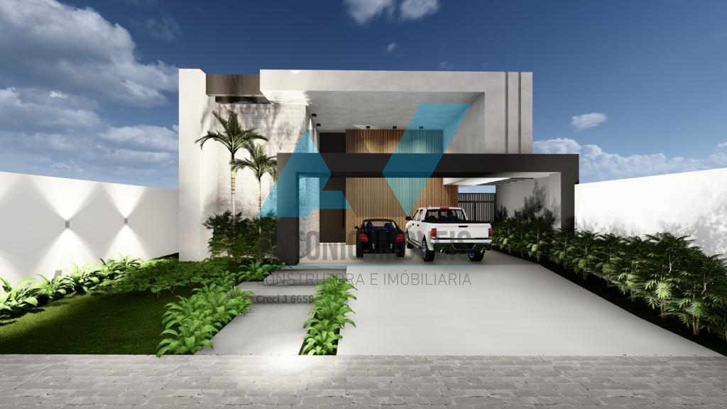 Cod. 210 – Casa em início de obras no Jardim das Américas