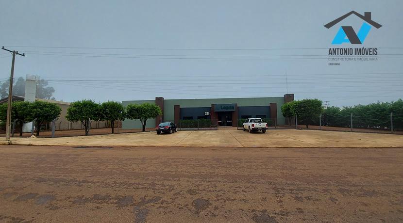 Cod. 065 – Barracão industrial