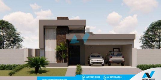 Cod. 054 – Casa em construção no Parque das Águas
