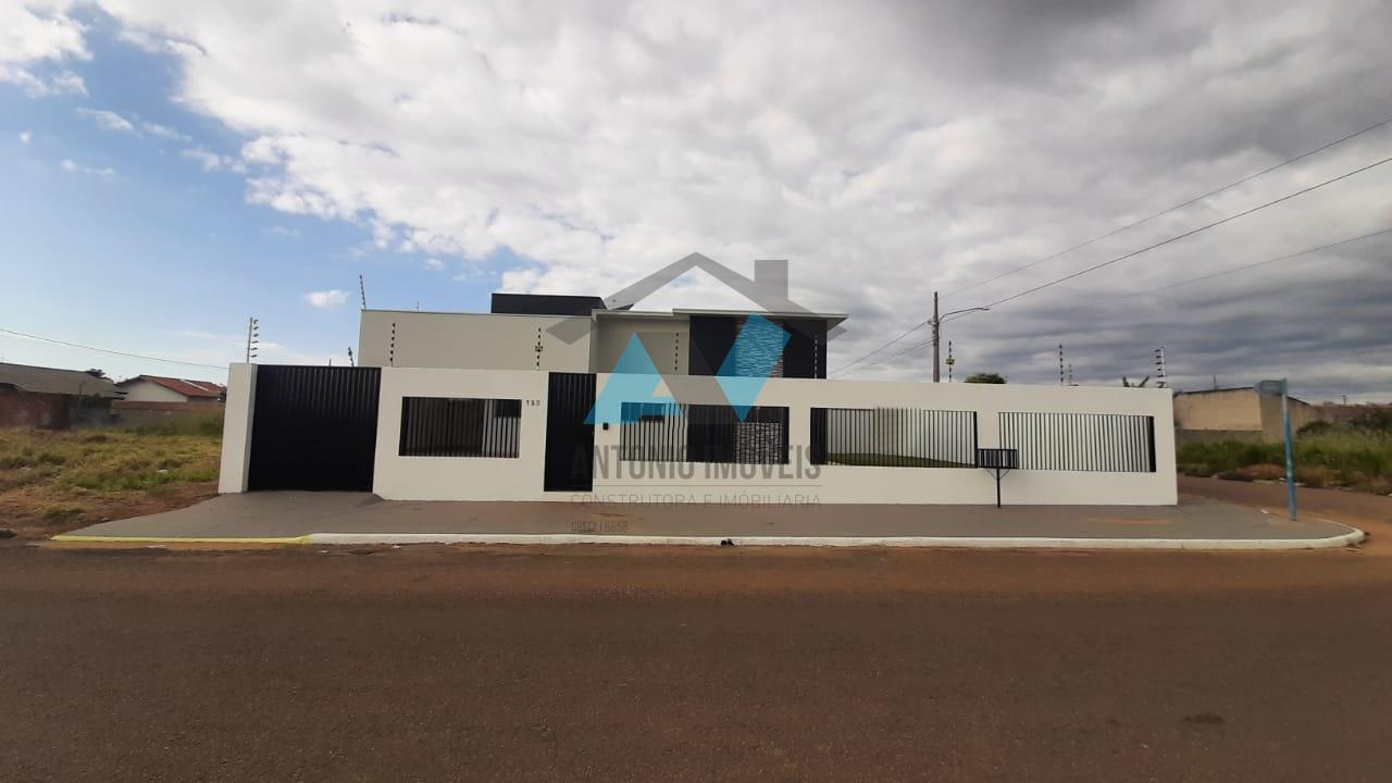 Cod. 234 – Casa pronta de Avenida no Buritis 1