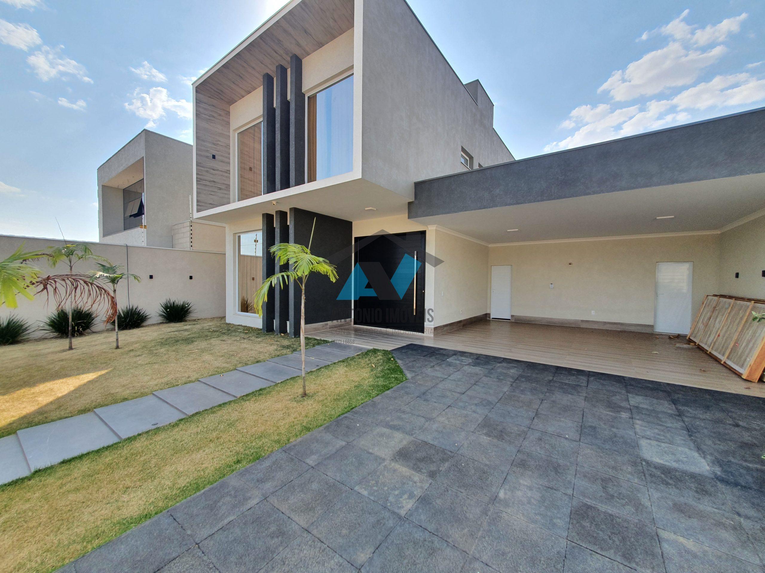 Cod. 283 – Sobrado no Jardim Riva com móveis, eletro domésticos, energia solar com designe Moderno