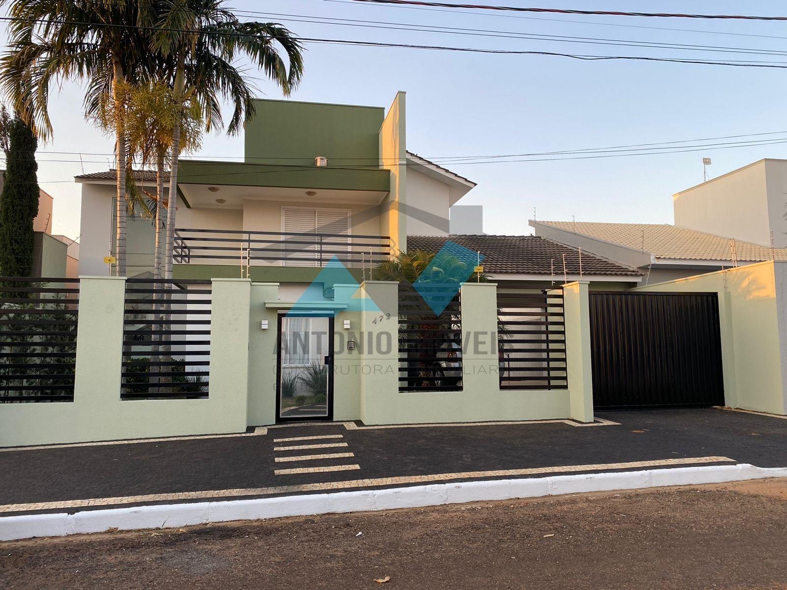 Cod. 062 – Casa alto padrão Bairro Jardim das Américas