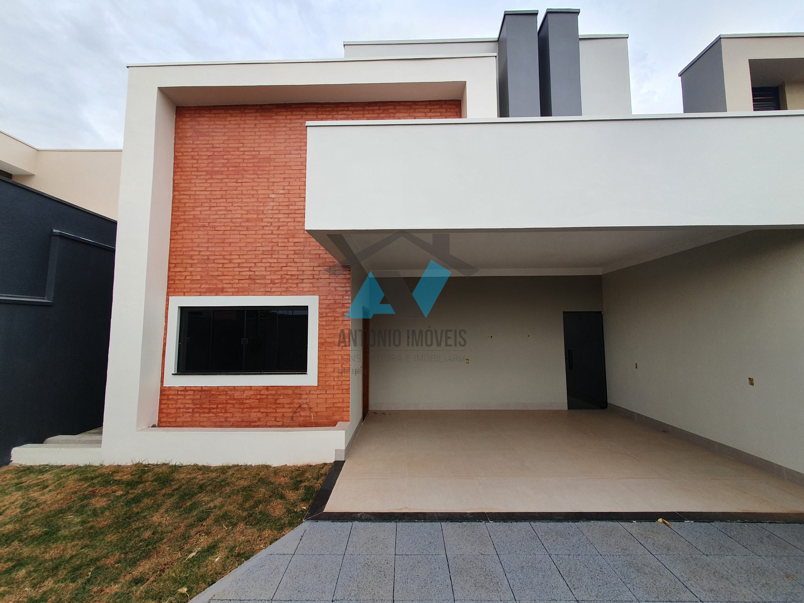 Cod. 073 – Casa no bairro Buritis 4 pronta