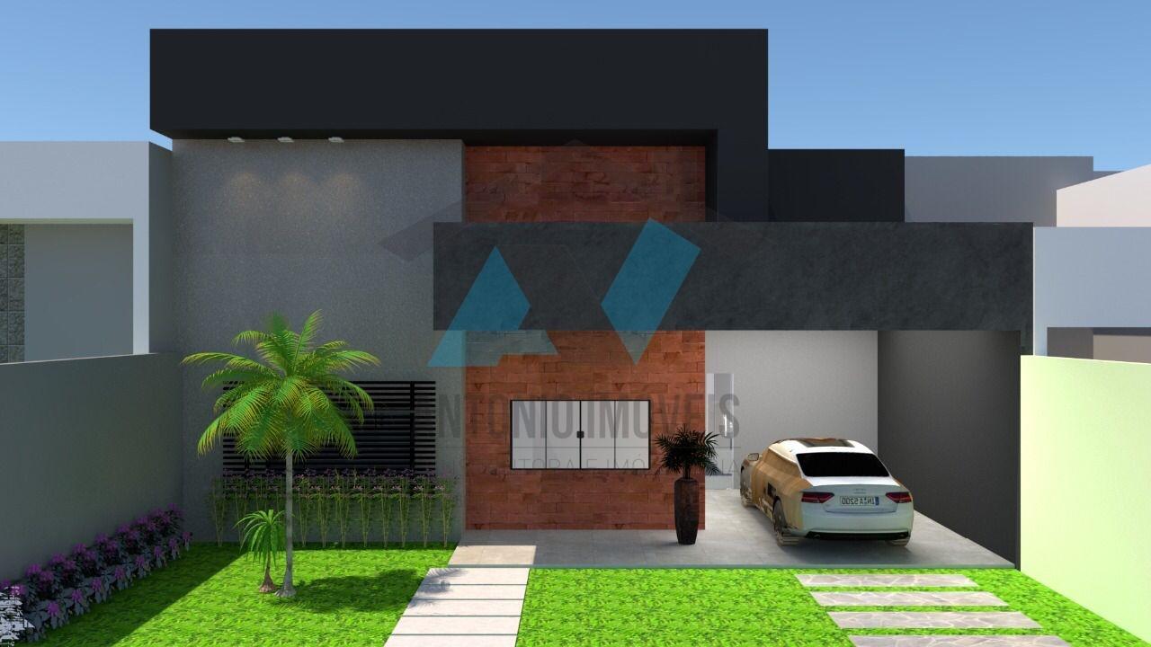Cod. 104 – Casa em fase de acabamento no Poncho Verde 3